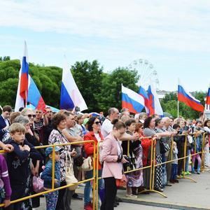 Праздничной программа в честь Дня России прошла в Иваново