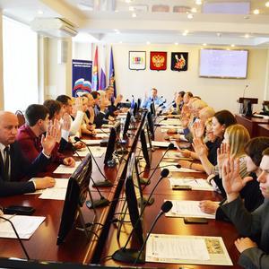 Местному политическому совету доложили о подготовке к предварительному голосованию