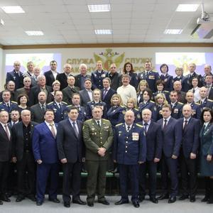 Партийцы поздравили сотрудников УФСИН России по Ивановской области с профессиональным праздником
