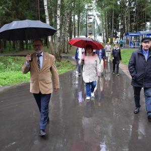 В Иванове завершается благоустройство парка «Харинка»