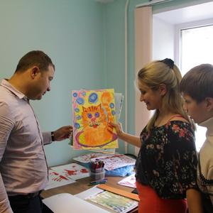 Ивановские единороссы посетили «Солнечный круг»