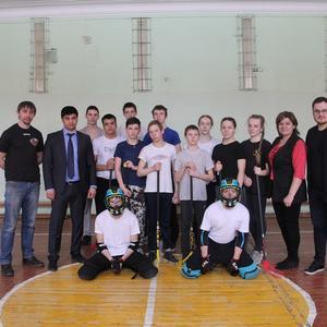 Ивановские единороссы провели презентацию флорбола для учеников школы №58