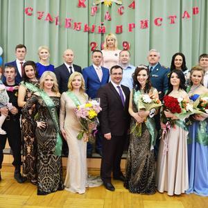 Ивановские приставы выбрали «Мисс судебных приставов»