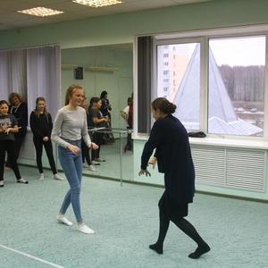 В областном центре продолжаются мастер-классы по актерскому мастерству